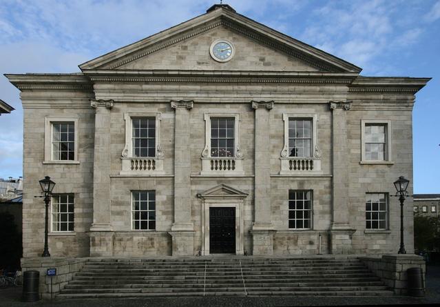1592 Building - Trinity College Dublin